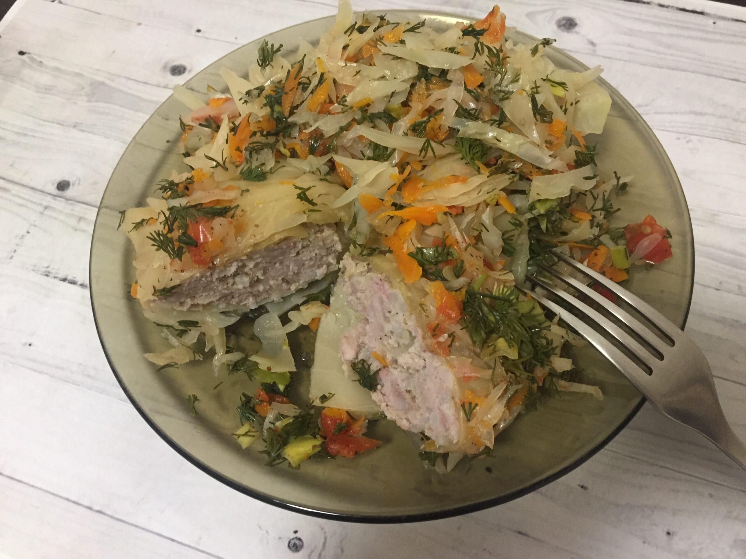 Голубцы из свежей капусты — пошаговые рецепты приготовления